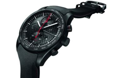 保时捷设计Chronotimer Flyback特别版腕表——形制与功能的平衡 成就非凡性能
