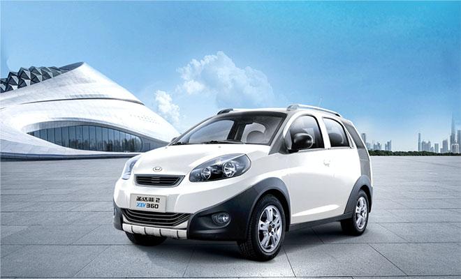 新能源国民车 华泰圣达菲2 XEV360 10月正式上市
