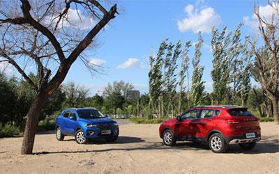 7万级高品质SUV 和哈弗H2s新车型去秋游