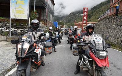 从羌寨美景到藏区风光 第三赛段带来的别样惊喜
