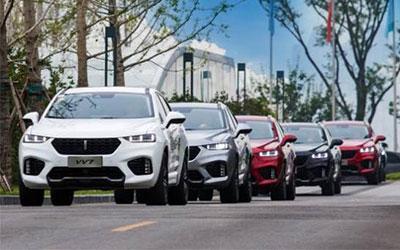 """透过""""2018中国保险汽车安全指数测评""""看WEY VV7产品力"""