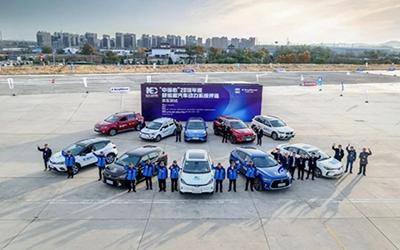 WEY P8荣膺2018年度新能源汽车两项大奖
