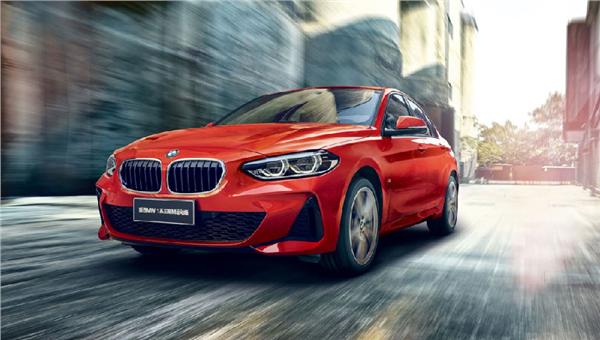 """新BMW 1系三厢M运动版""""动""""情上市"""