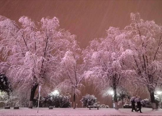 《双致回家》之冰雪试驾日—莽苍白雪,就该尽情撒野