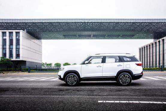 """""""不动手""""爆款,10万级SUV北汽Q7对比哈弗H6_图片新闻"""