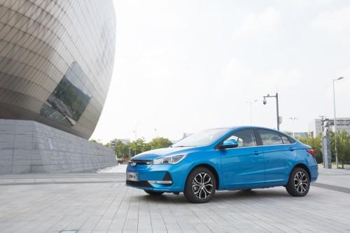 外观、内饰惊艳曝光,艾瑞泽e为何成下半年最受期待的纯电轿车?