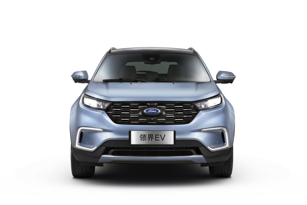 福特领界EV配置表公布 补贴后预售价18.28万元起