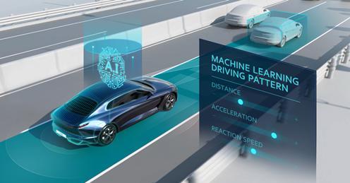 现代•起亚汽车全球首发基于人工智能的半自动驾驶技术_图片新闻