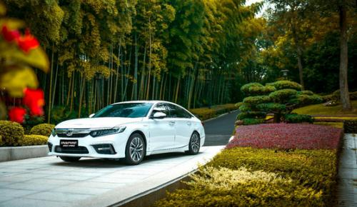 前行 一直在路上 东风Honda INSPIRE驭见精英旗舰生活范儿_图片新闻
