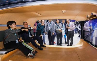 年轻化设计及智慧科技领航 起亚汽车参展进博会 引领未来移动出行_图片新闻