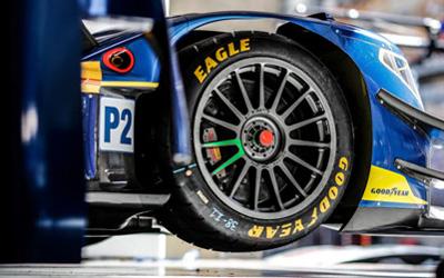 固特异倾情助阵WEC三大车队 专业实力彰显赛道价值