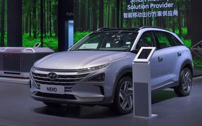 领先氢燃料电池技术 助力未来移动出行_图片新闻
