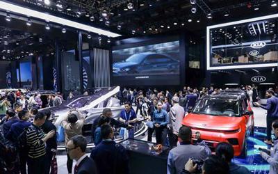 创新设计引领品牌向上 起亚汽车前瞻设计理念剑指未来巅峰_图片新闻