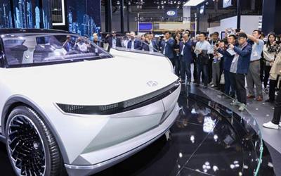 进博会巩固氢能源应用领导地位 现代汽车构建未来出行宏伟蓝图_图片新闻