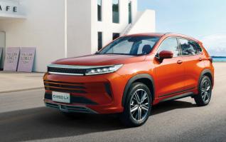 智能新高端品牌EXEED星途 携SUV全矩阵亮相广州车展_图片新闻