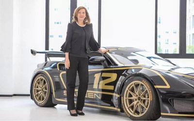 地球上最懂汽车的女性玛丽安:我为什么加盟赛麟