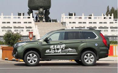 专业出众实力过人 国民最爱SUV品牌年终钜惠 超强超值 !