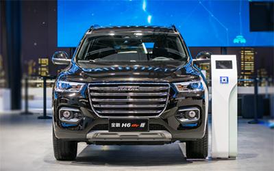 指导价13万-14.1万 全新哈弗H6 GT版擎动上市!