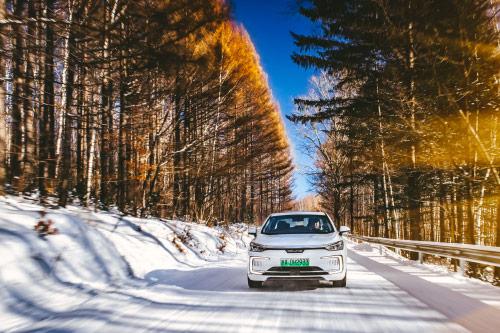 BEIJING-EU7成功挑战极寒-20℃