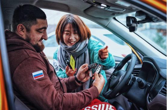 哈弗F7称霸在俄中国品牌销量NO.1