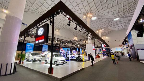 海口国际新能源暨智能网联汽车展览会