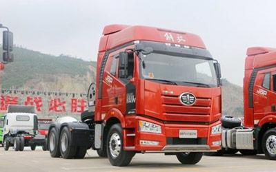 节能减排背景下的新思考 国六LNG车型成为新选择!