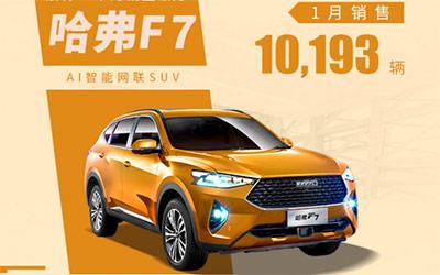 再进一程 全球车哈弗F7打开中国汽车国际化新格局_图片新闻