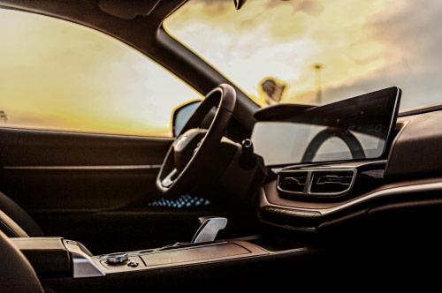 大蚂蚁豪华头等舱 用内饰细节打造智能驾乘体验