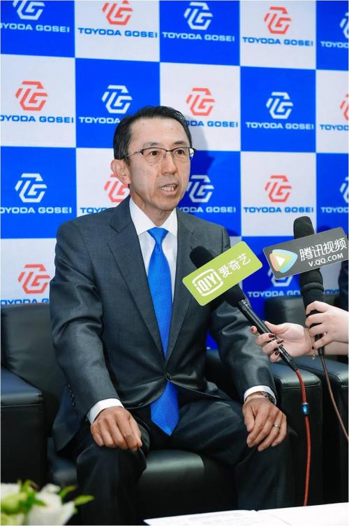 丰田合成(中国)总经理福井博规