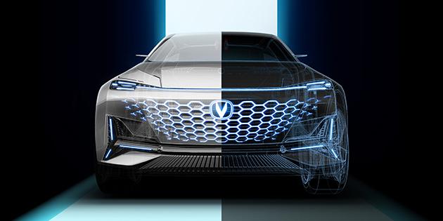 Vision-V概念车