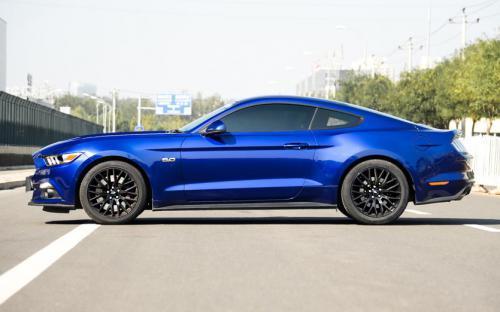 Mustang_车图